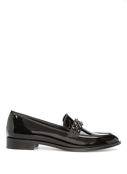 Beymen Club Deri Loafer Ayakkabı Siyah